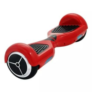 Hoverboard Pro 6 Red and Basic body