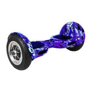 Hoverboard-Pro-10-Graffiti-Blue